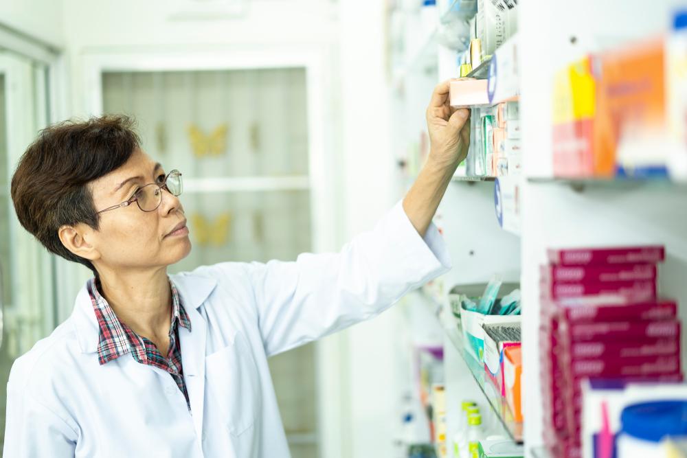 Técnico em Farmácia