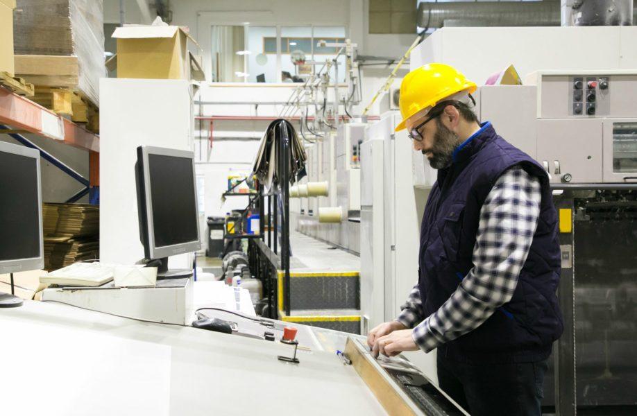 Comportamento de indústrias na quarentena
