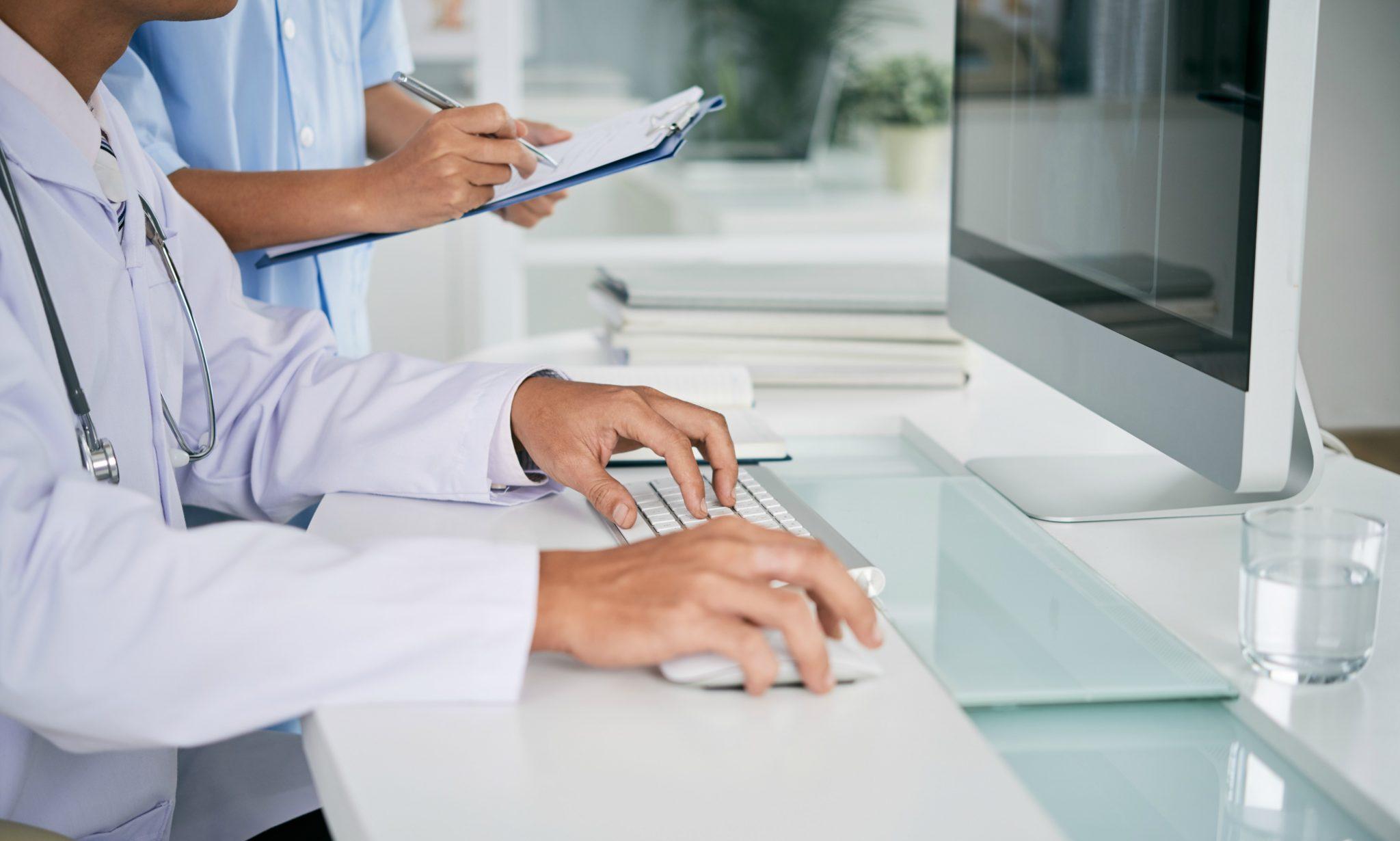 Digitalização da saúde