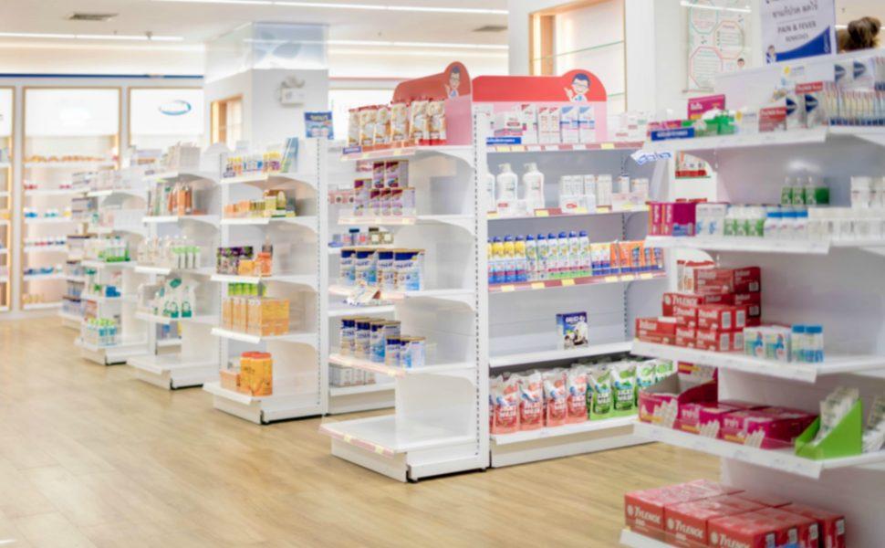 Drogarias estão cada vez mais investindo em novos produtos