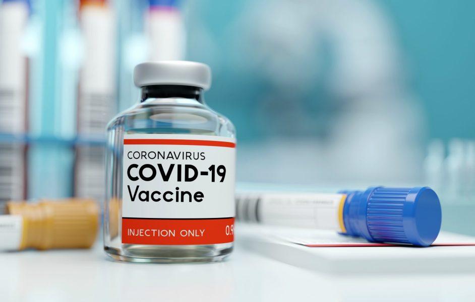 Cenários com e sem vacina da Covid-19