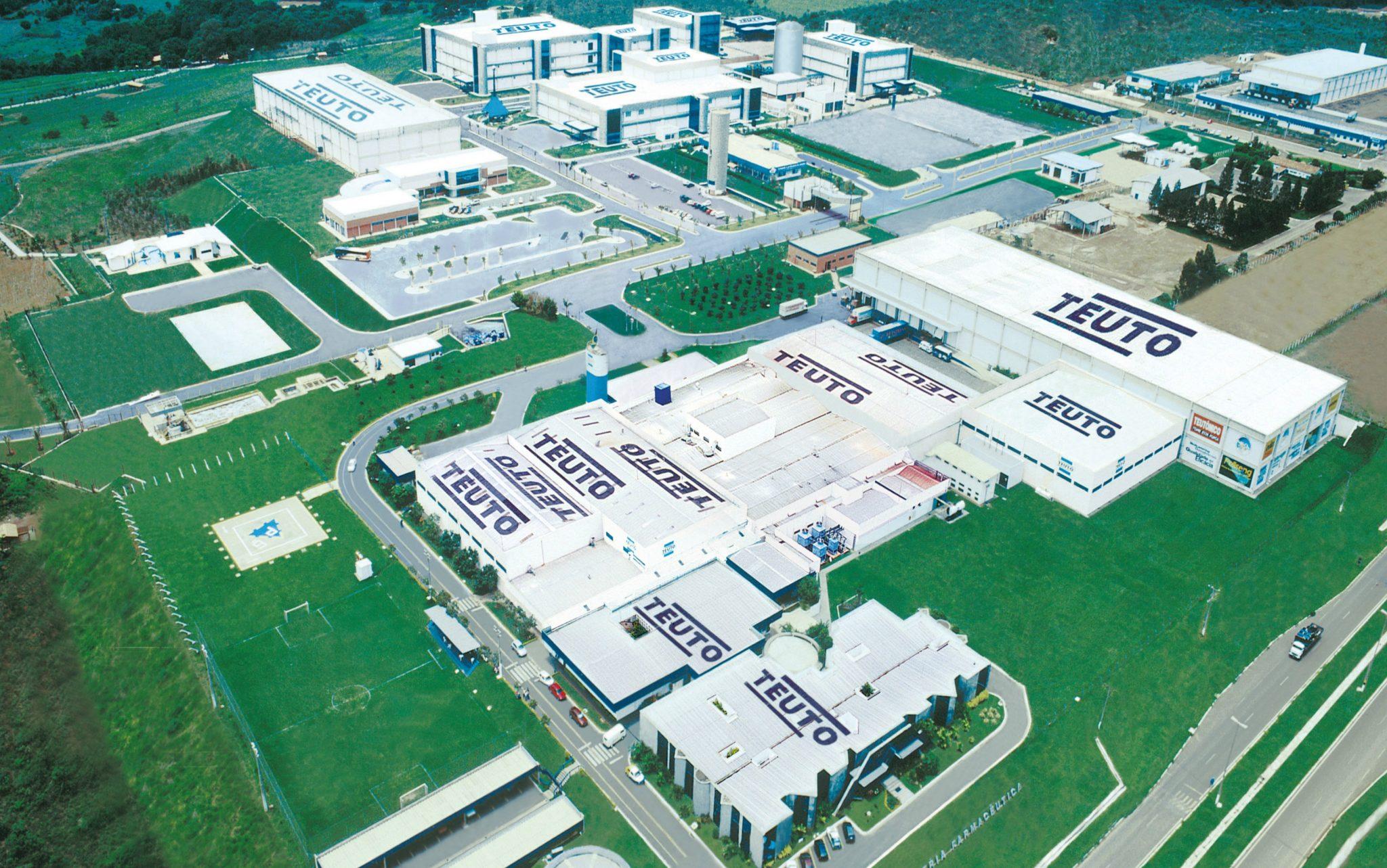 Teuto oferece vagas de emprego em seu parque industrial
