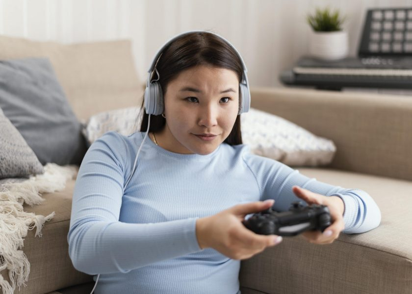 Buscofem patrocina campeonato feminino gamer