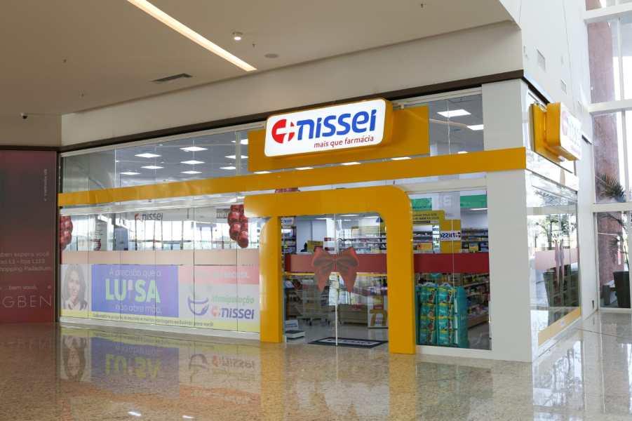 Farmácias Nissei inauguram nova loja