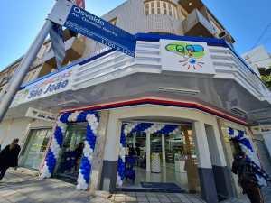 São João inaugura nova loja