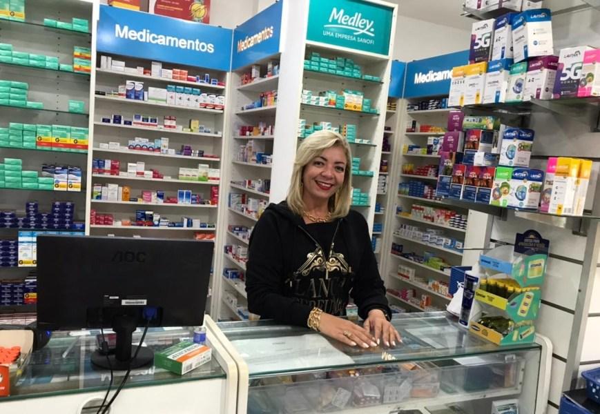 Cristiane Soares Rodrigues, proprietária das lojas (Foto: Arquivo Pessoal)