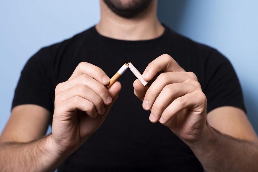 MSD proìbe cigarro nas dependências