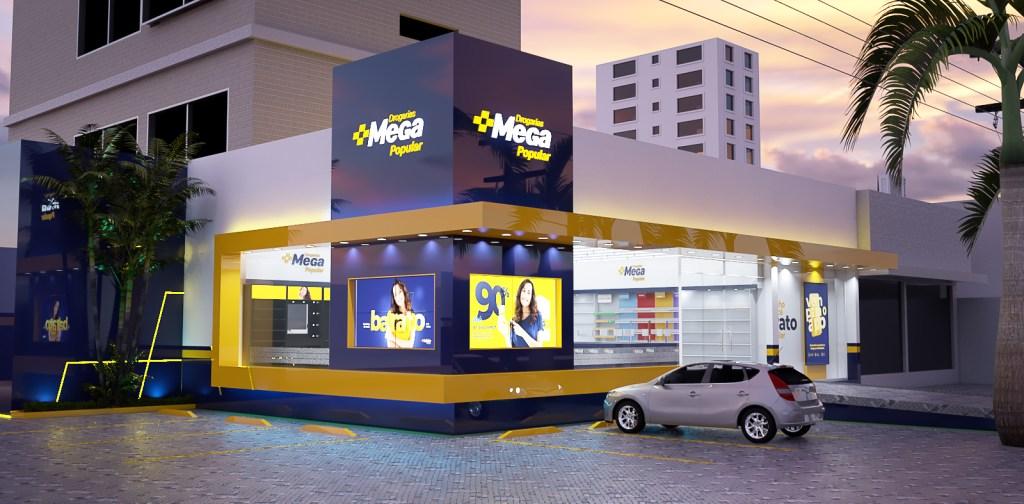 Mega Popular é a nova marca de farmácias populares da Farmarcas