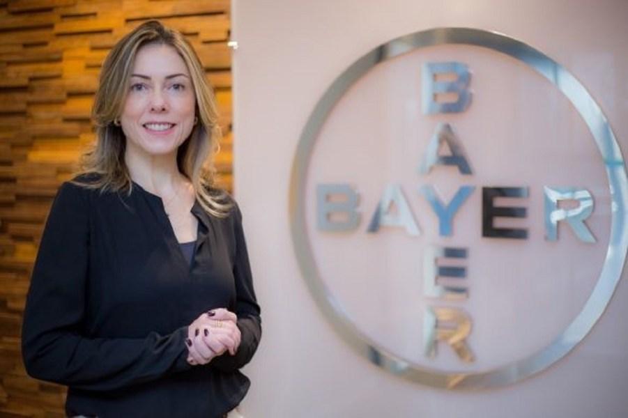 Bayer tem primeira presidente mulher