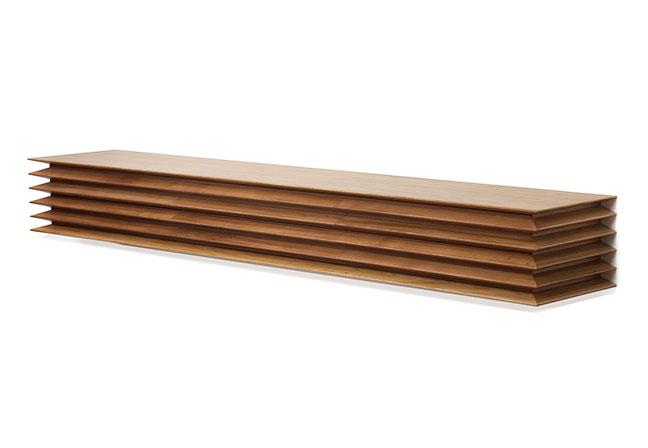 Horizon Sideboard, de Azul Arquitetura e Design. Foto: divulgação