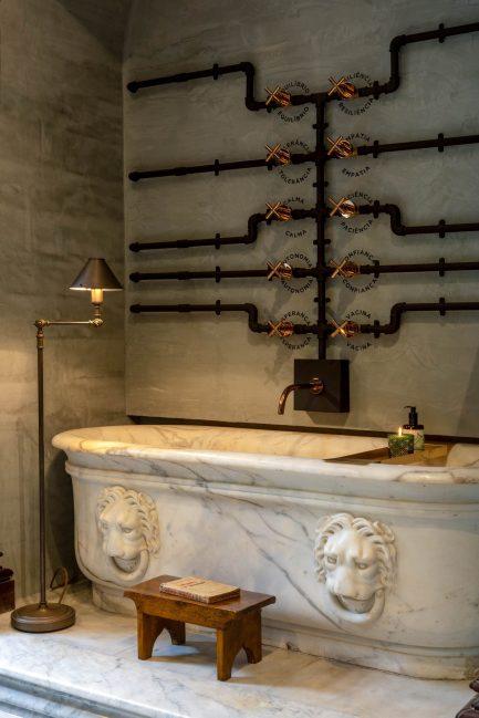 Sala de Banho Deca, por Beto Figueiredo e Luiz Eduardo Almeida. Foto: divulgação