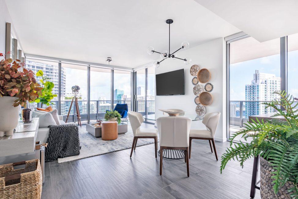 Apartamento em Miami Downtown assinado pela arquiteta NAYARA MACEDO _ foto 4