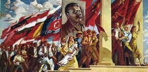 Ensalzamiento albanés de Stalin