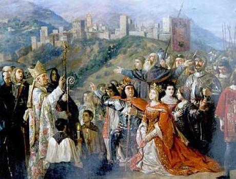 La conquista de Granada: el poder de la unión