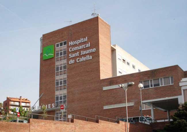 El consorcio gestiona, entre otros centros, el Hospital de Calella