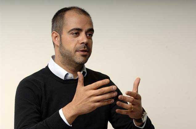 Miquel Buch, alcalde de Premià de Mar. Autor: CDC