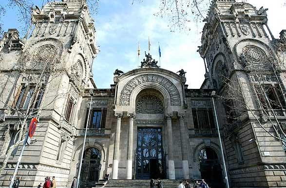 El juicio se celebró en la Audiencia de Barcelona