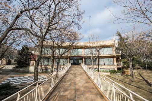 Exterior del Centre Cìvic Espai Gatassa. Foto: Ajt de Mataró