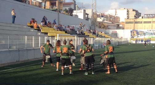 Momento de la inauguración. Foto: Ajt. de Mataró