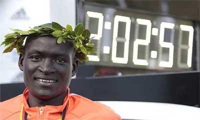 El plusmarquista munidal de la Maratón, Dennis Kimetto estará en Granollers