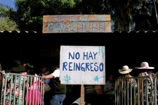 No hay re(in)greso