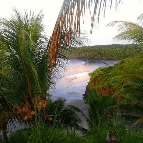 Playas Las Flores, San Miguel