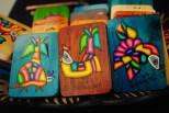 Exposición de artesanías. Foto Juan Borja