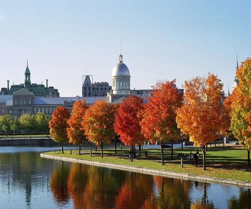 ciudad, Montreal