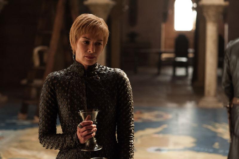 Lena Heady como Cersei Lannister