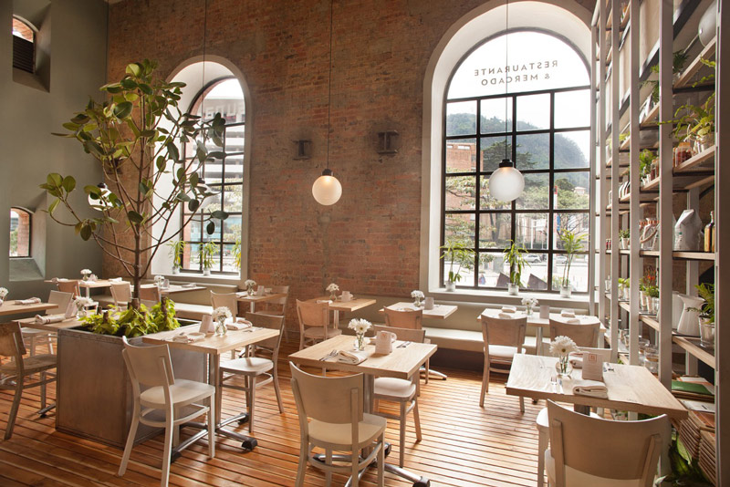 suna, restaurantes saludables