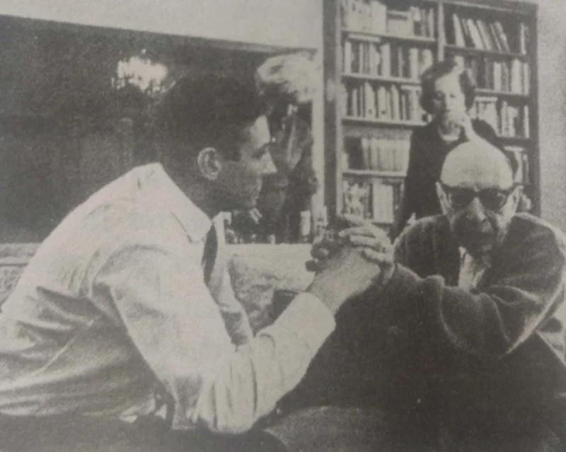 Los últimos días de Stravinsky
