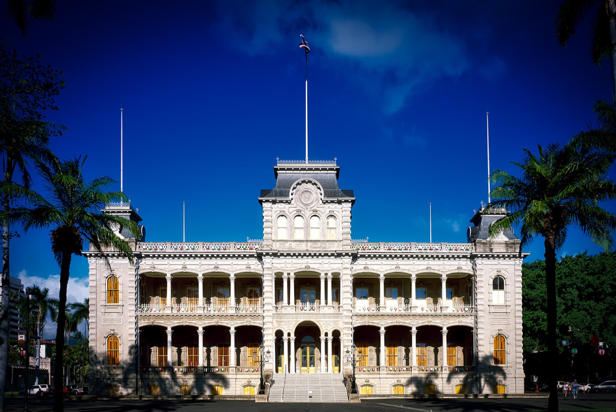 Palacio Hawái