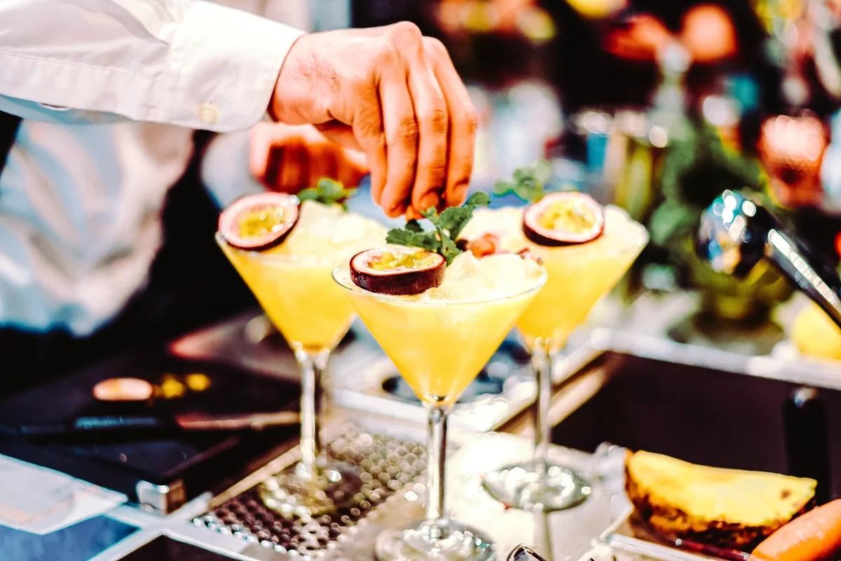 bartender en casa