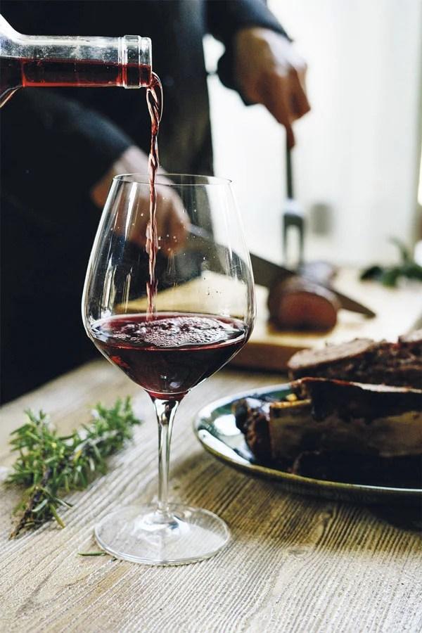 noche de vinos