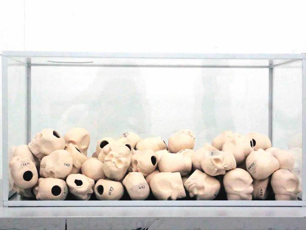 El día de su suerte, cráneos, artistas colombianos