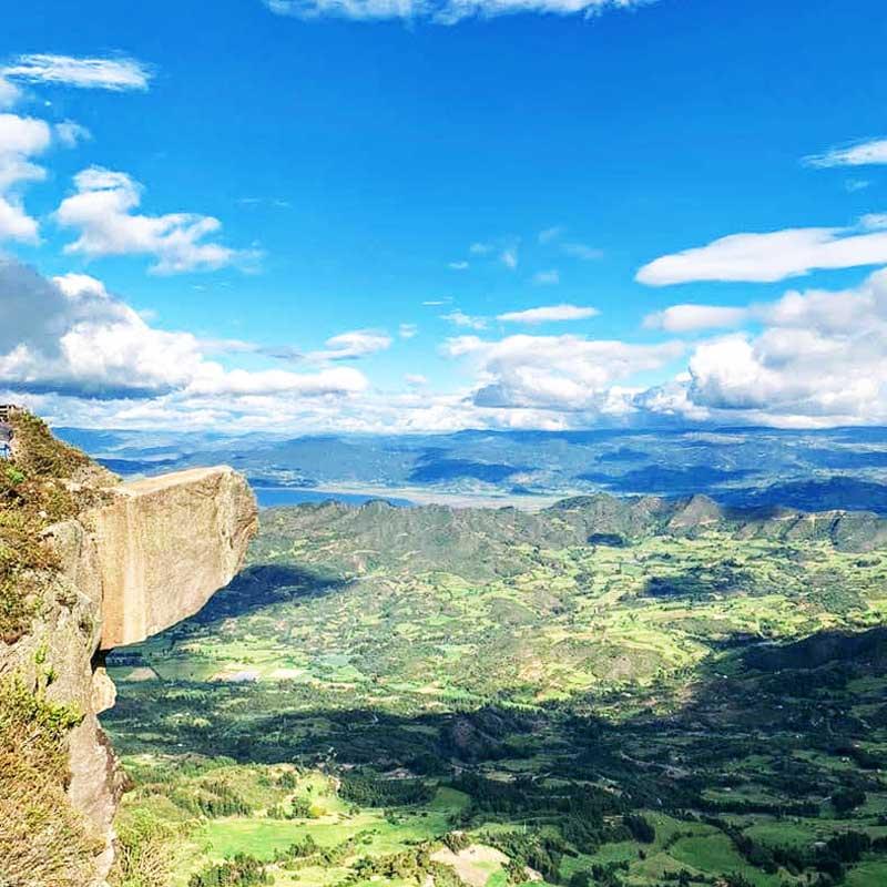 Piedra Colgada, Juliana Palta, planes ecológicos cerca de Bogotá