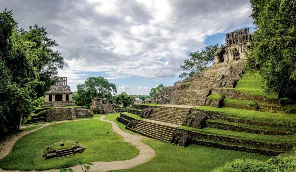 Pueblos mágicos de México, Palenque