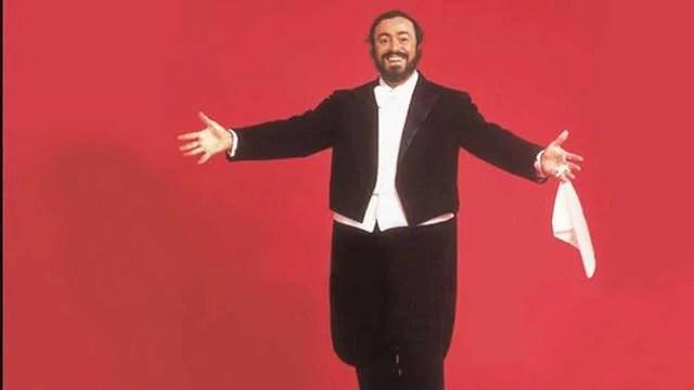 Luciano Pavarotti, futbolista, Modena
