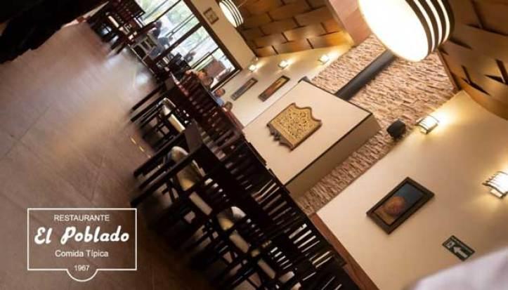 restaurante El Poblado, restaurantes paisas