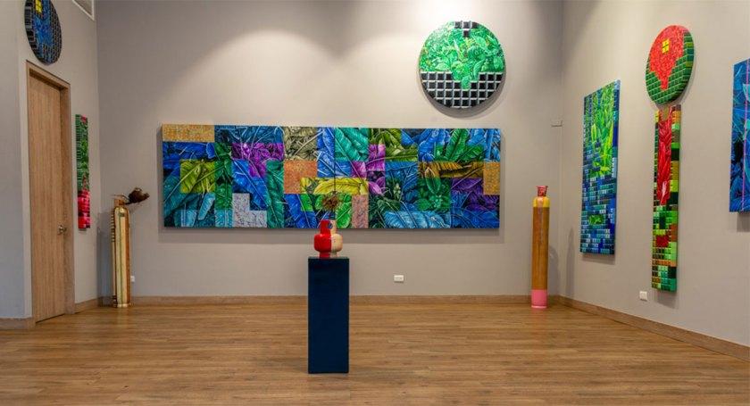 Exposición artística