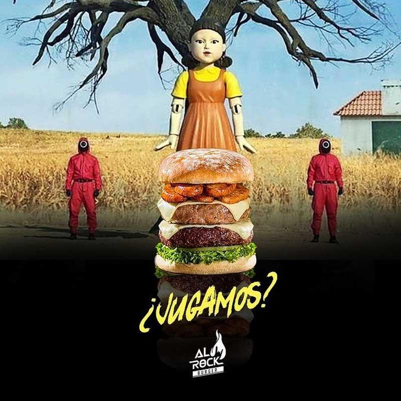 Al Rock Burger, hamburguesas de colombia