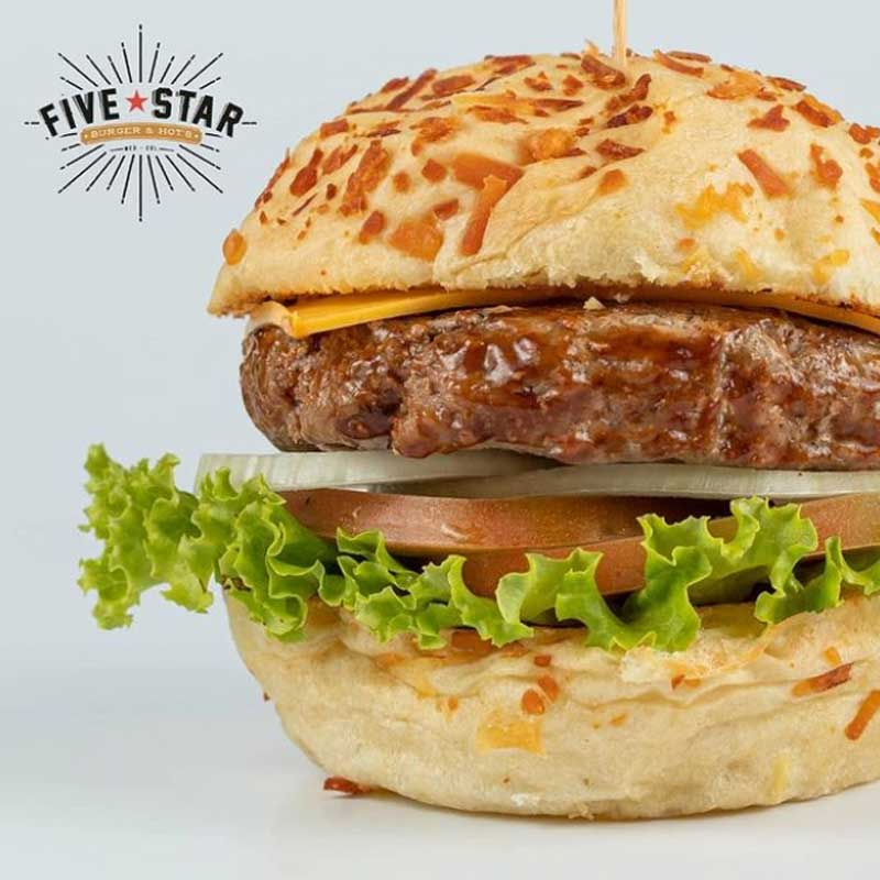 Five Star, Five Star Burger and Hot's,