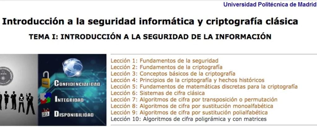 estudiar gratis, Universidad Politécnica de Madrid