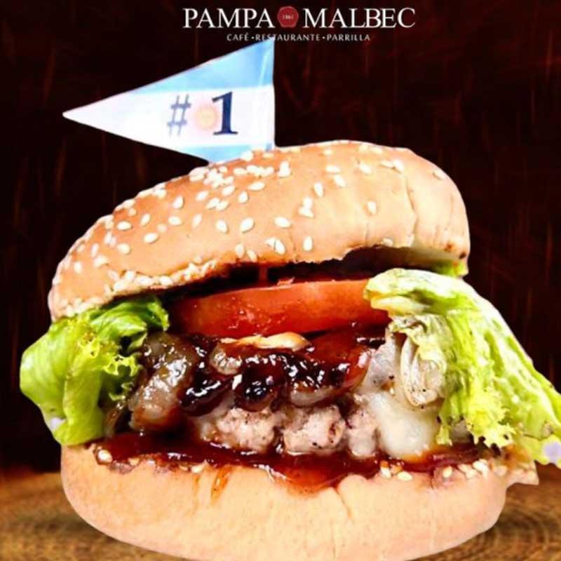 Pampa Malbec, Pampa Malbec, Hamburguesas de Colombia
