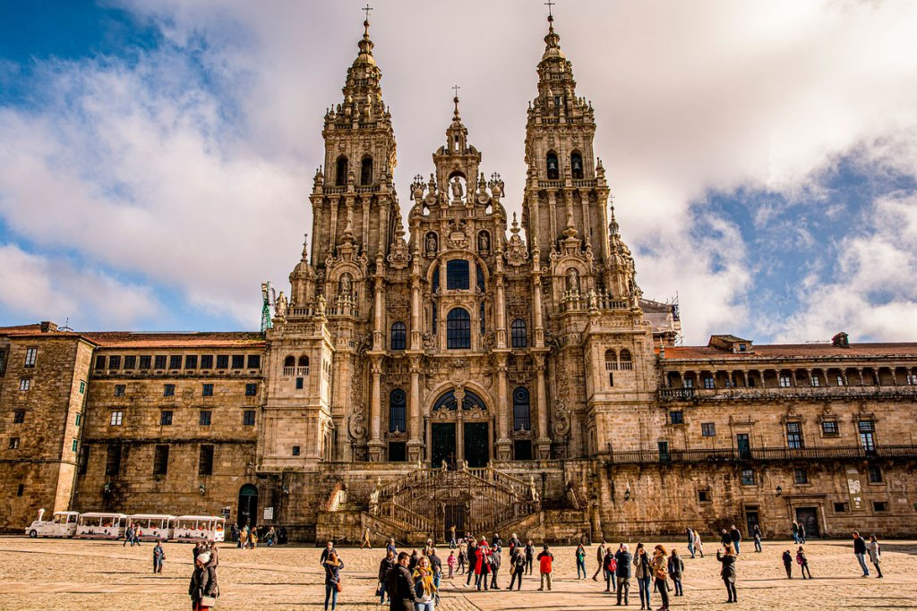 Catedral Compostela