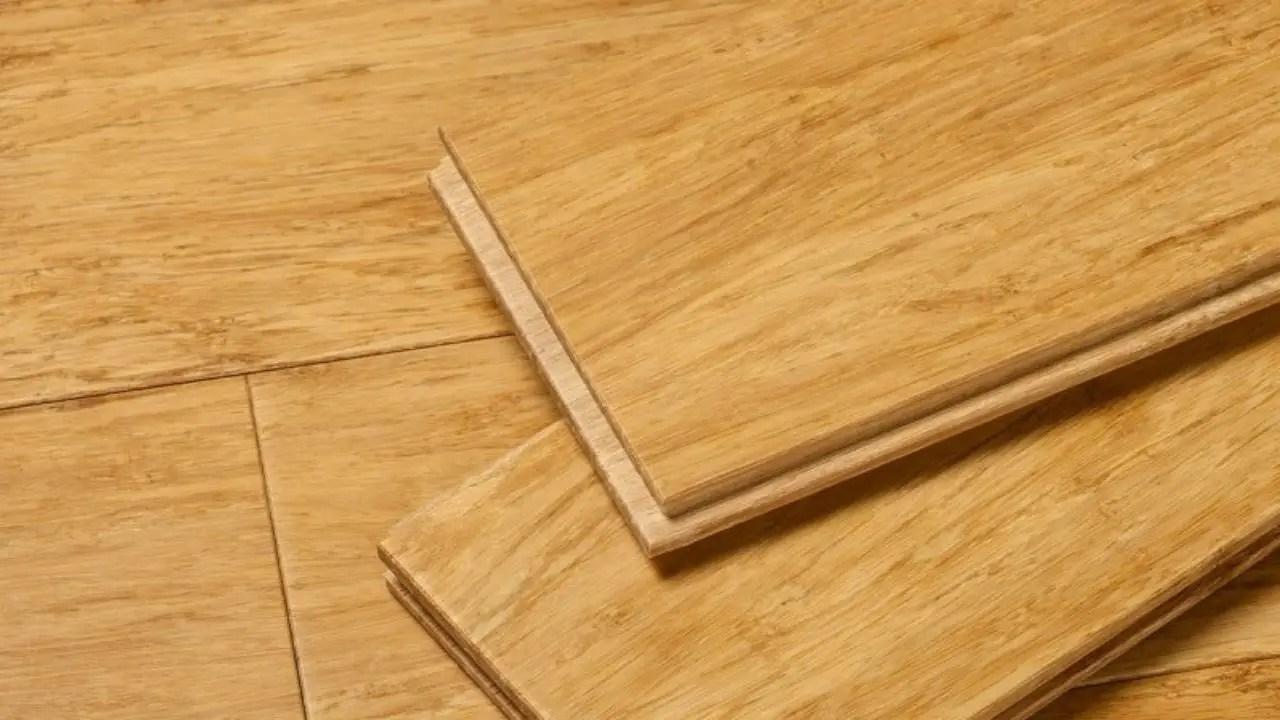 Häufig Parchet Bambus Laminat | Pvc Vs Laminat Perfect China Gold ZW08