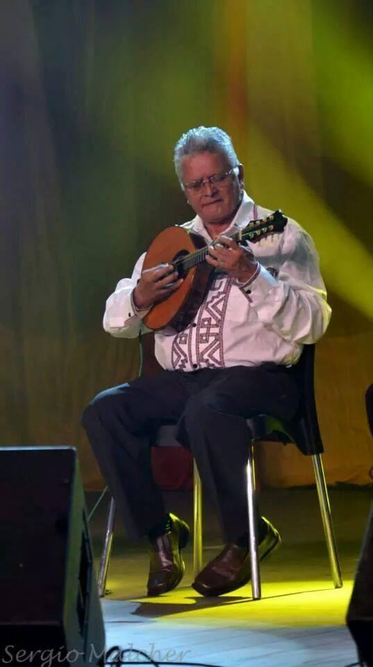 Adamor do Bandolim, lendário chorão paraense, protagoniza o texto vencedor do Edital Penadores do Choro, na categoria 'Instrumentos no Choro.