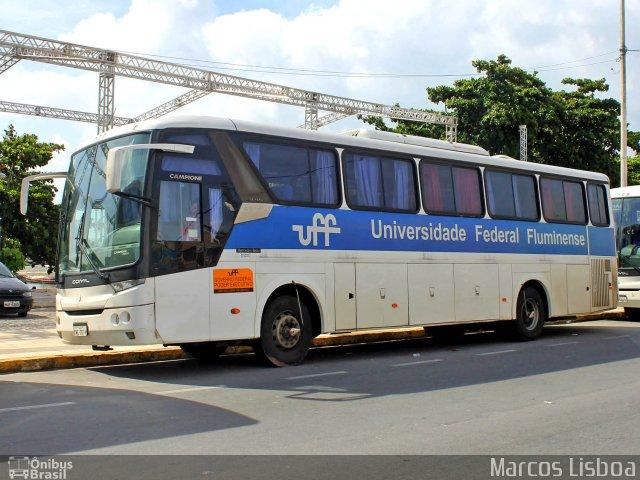 Motoristas de ônibus da UFF entram em greve quinta-feira dia 4 no Rio