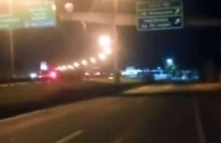 Rio: Passageiro leva dois tiros durante assalto em ônibus na BR-040