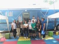 SP: Ônibus biblioteca fica em Limeira até sexta-feira 5